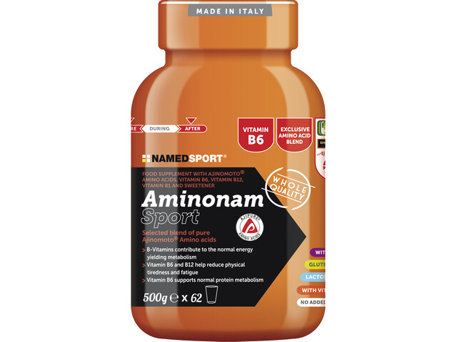 NAMEDSPORT Aminonam Drink 500g, None